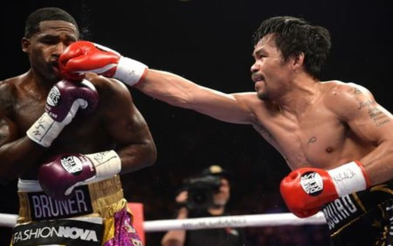 How to watch Manny Pacquiao vs Adrien Broner online