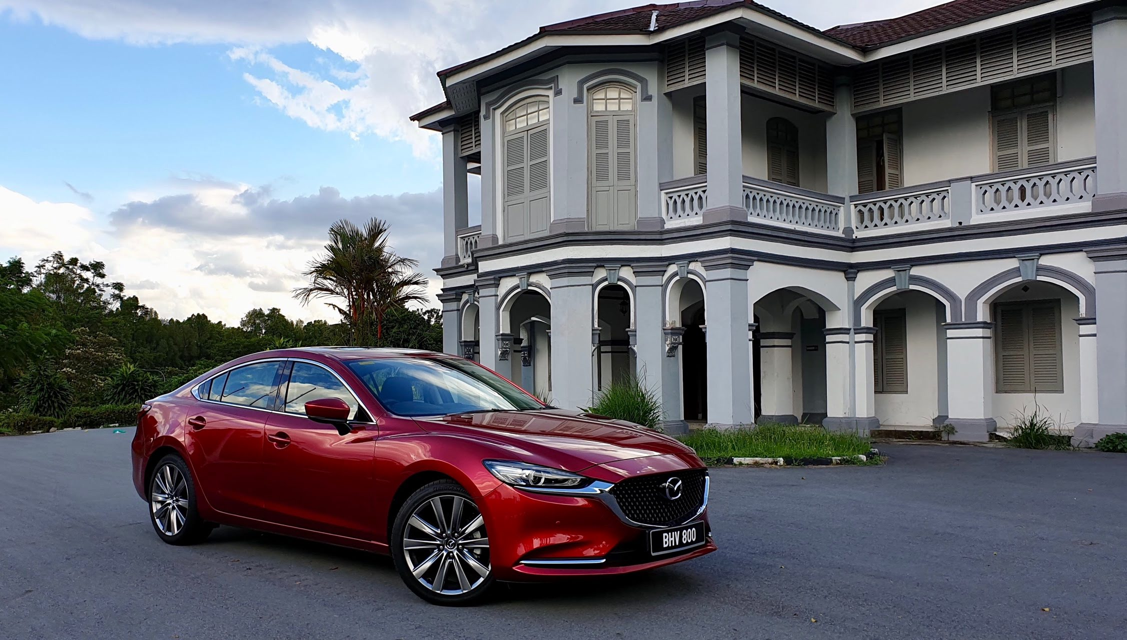 Kekurangan Mazda 6 Skyactiv Tangguh