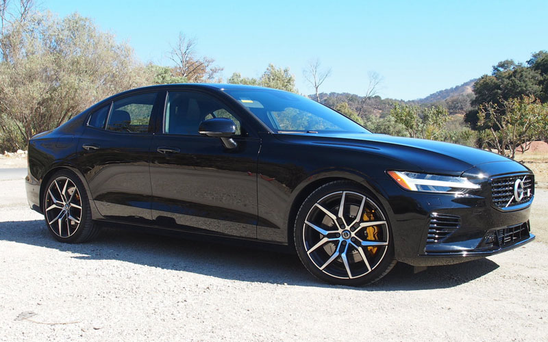 Whizzing Through Los Angeles In The Volvo S60 T8 Polestar Free