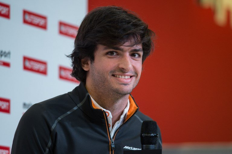 Sainz replacing Vettel at Ferrai