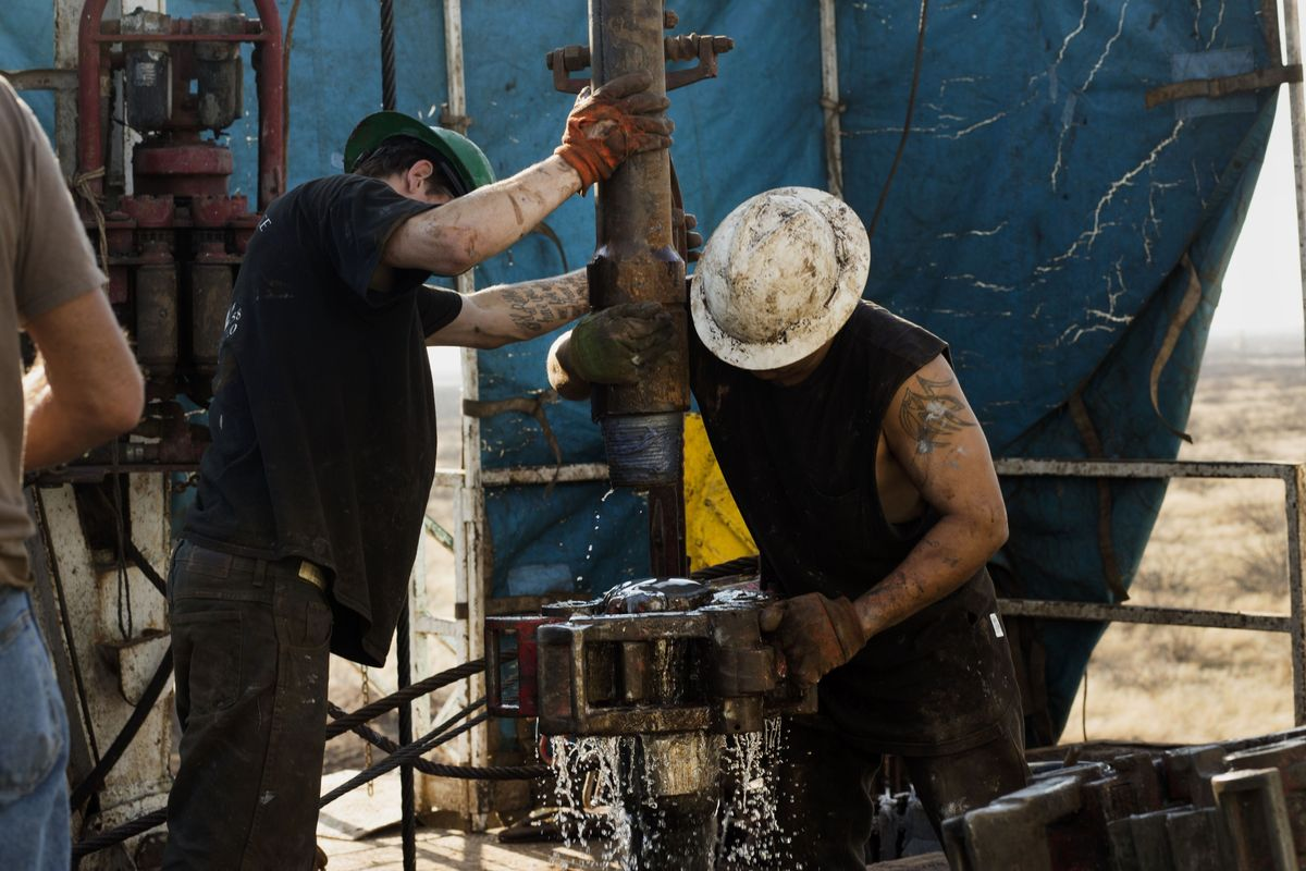 Weak demand pushing oil, gas toward 'terminal decline'