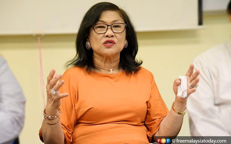Malaysia deserves better than this failed govt, says Rafidah | Free Malaysia  Today (FMT)