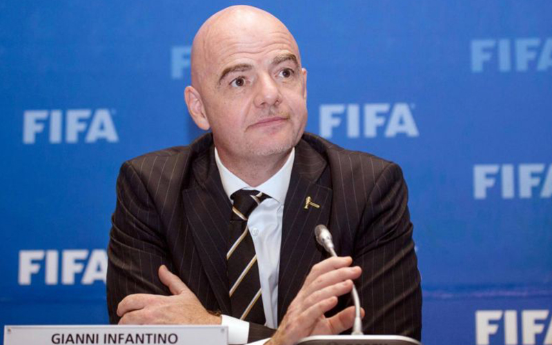 Infantino ready to push ahead with Women's World League plan