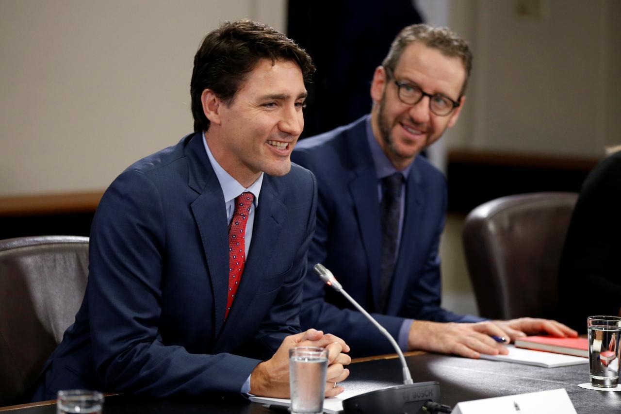 Canada PM's chief secretary resigns amid controversy