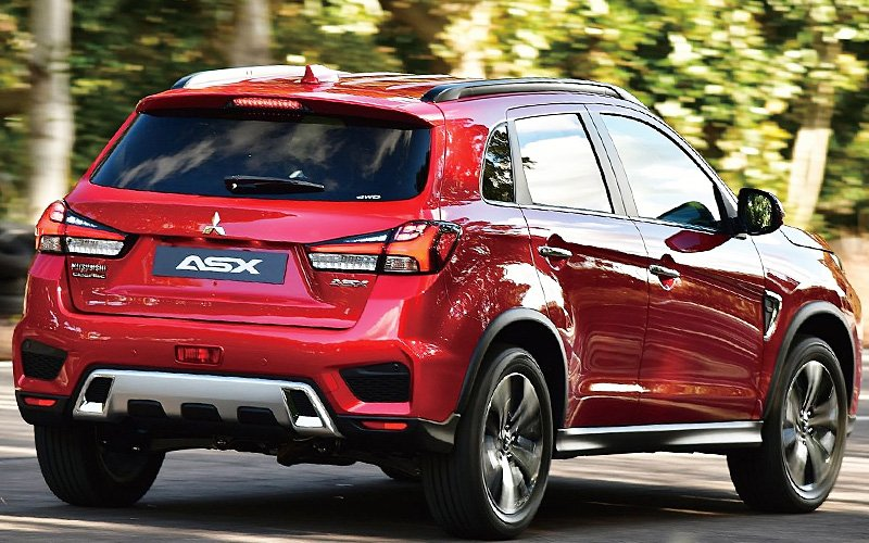 Mitsubishi S All New Asx Coming Soon Free Malaysia Today