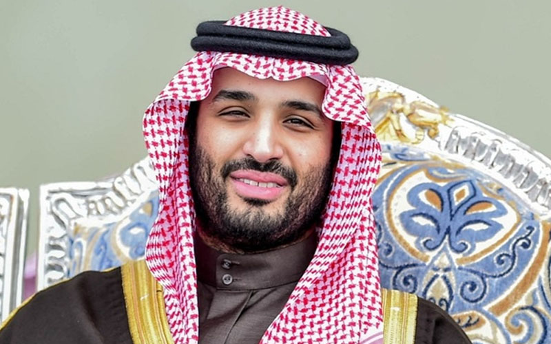 Saudi crown prince begins Asia tour in Pakistan amid India tensions