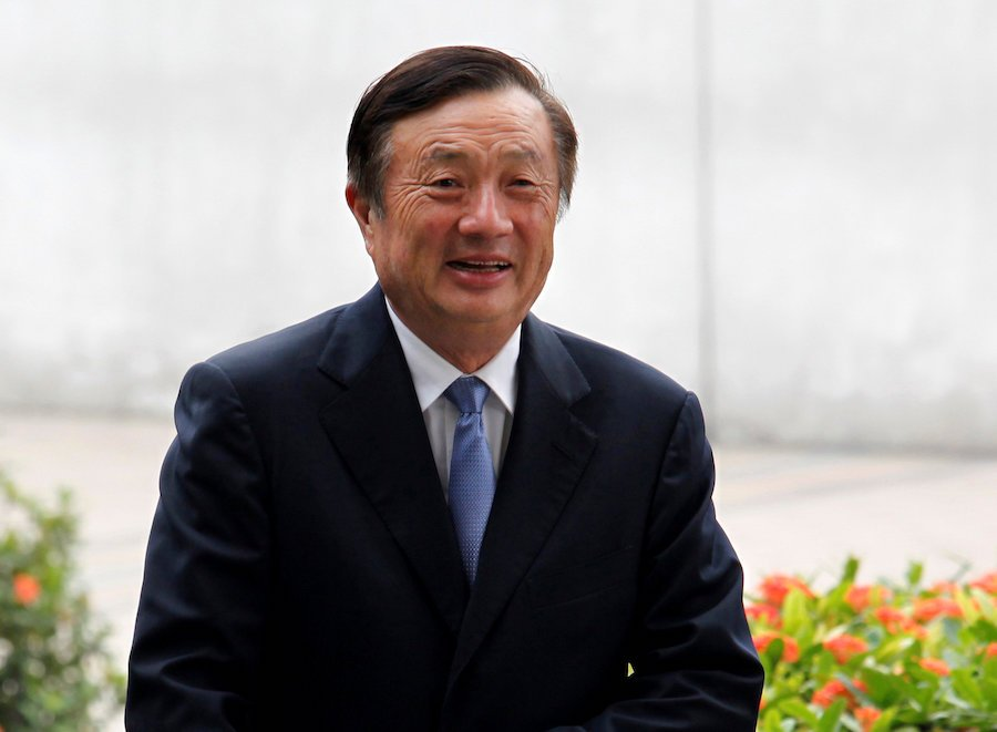 Huawei Founder Ren Zhengfei: There Is 'No Way US Can Crush' Us
