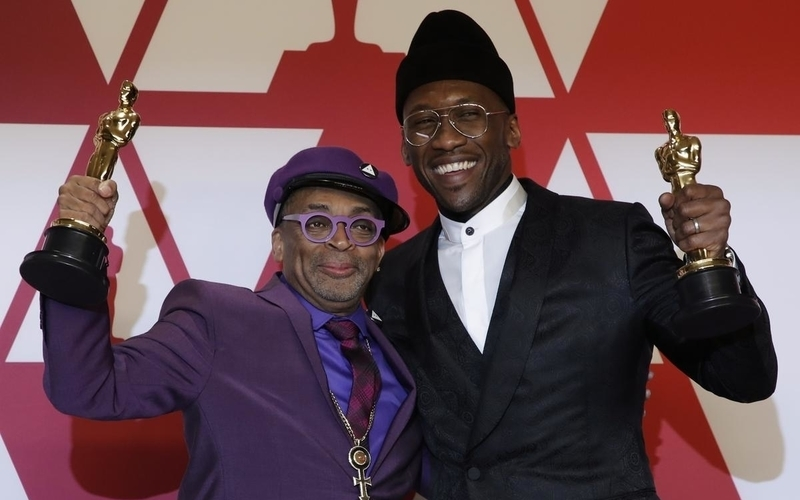 'Ref made a bad call,' Spike Lee says of 'Green Book' award