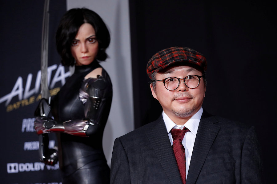 The cyborgs of 'Alita' vanquish rivals in US box office