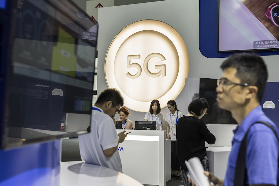 China's 5G stock trade gets crowded as speculators pile in