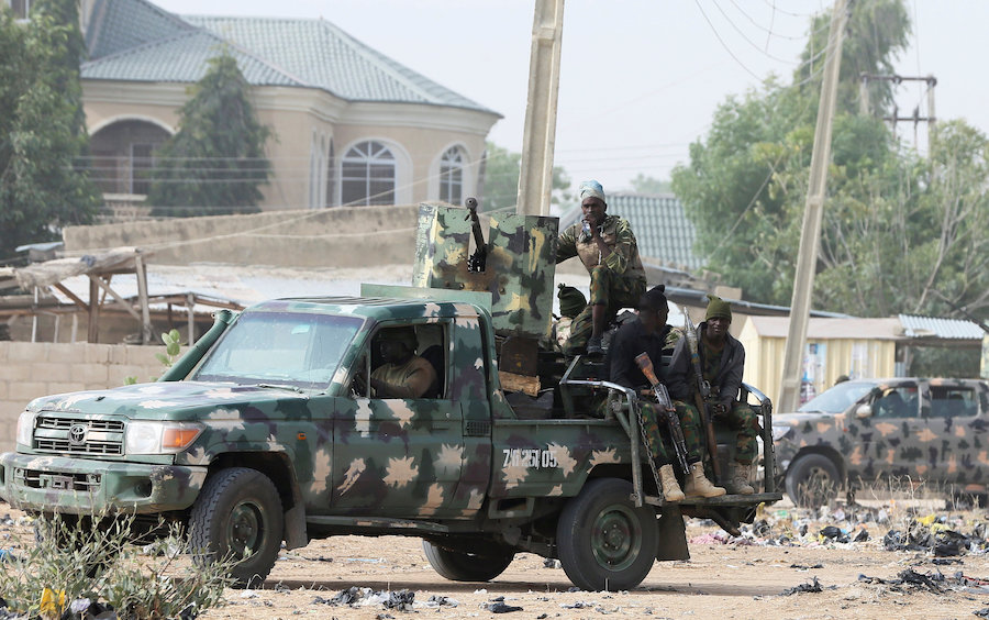 'Bandits' on bikes kill 21, including cop, in northwest Nigeria
