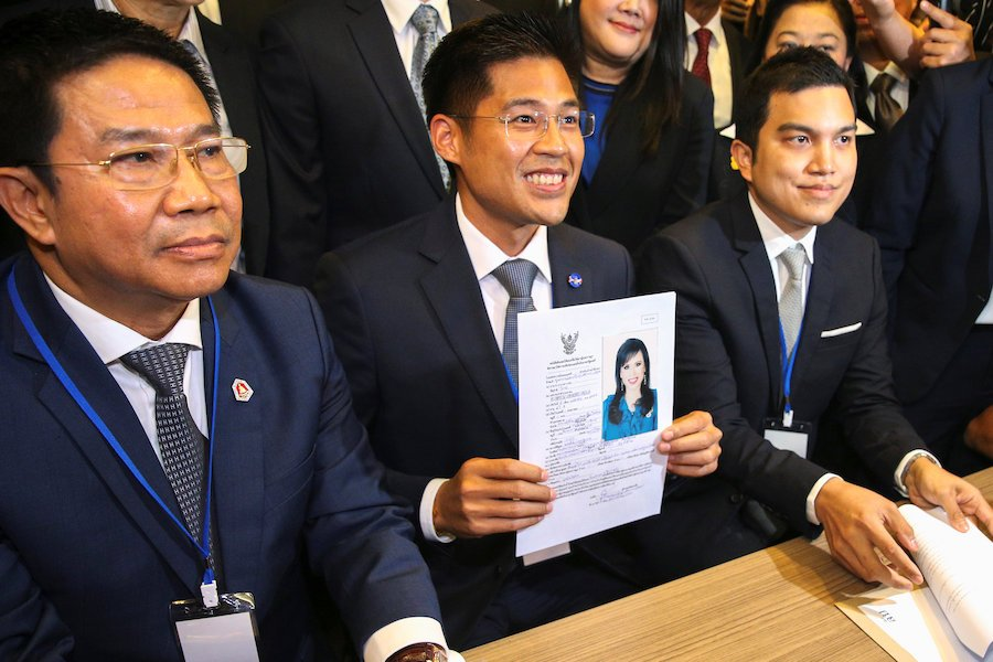 Thai election body seeks to dissolve party that named princess for PM