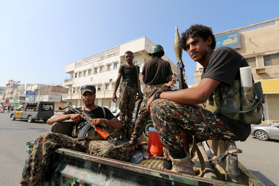 Saudi-led coalition declares ceasefire in Yemen
