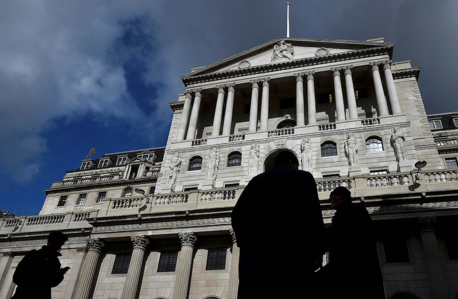 BOE decides as Brexit uncertainty reaches new highs