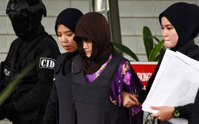 Vietnam urges Malaysia free 2nd woman in N. Korean killing