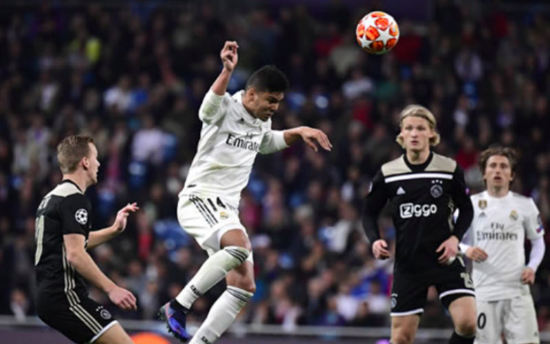 Real Madrid disintegrate in humiliating 4-1 loss to Ajax Amsterdam