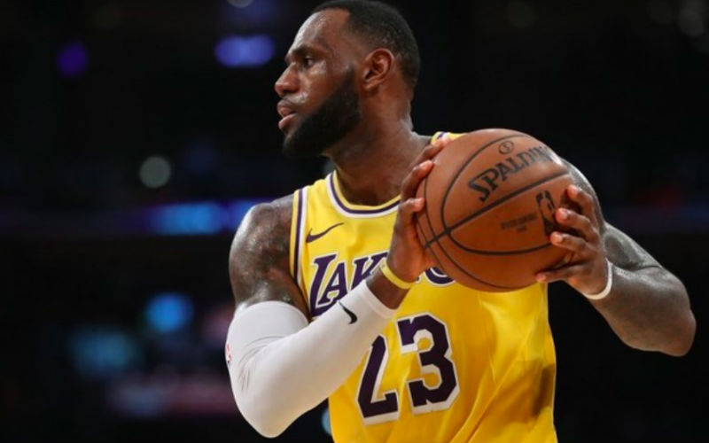 2eb1924d7b3d The next record target for LeBron James is fellow Lakers legend Kobe  Bryant. (AFP pic)