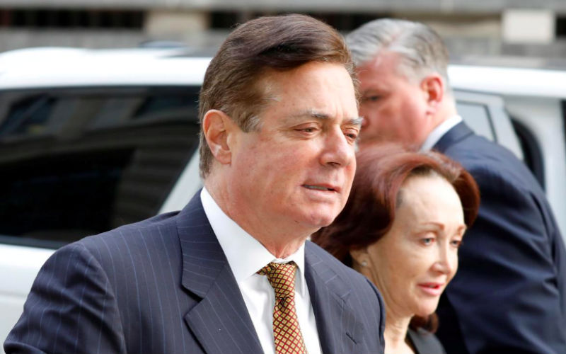 NY indicts Manafort minutes after he's sentenced to prison