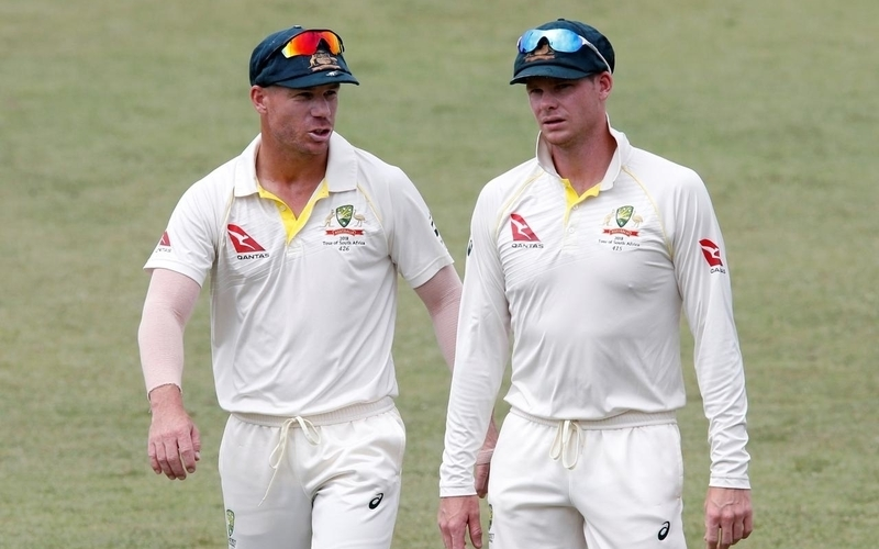 Smith, Warner will return stronger: Warne