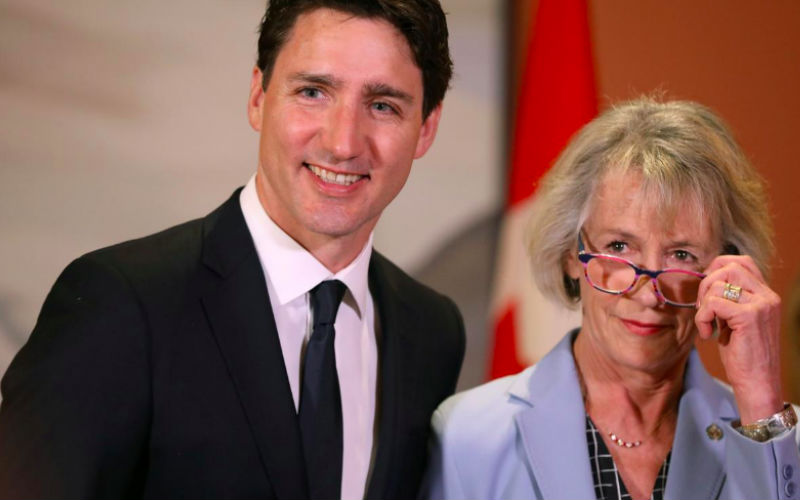 Trudeau fills vacancy in cabinet with B.C. MP Joyce Murray