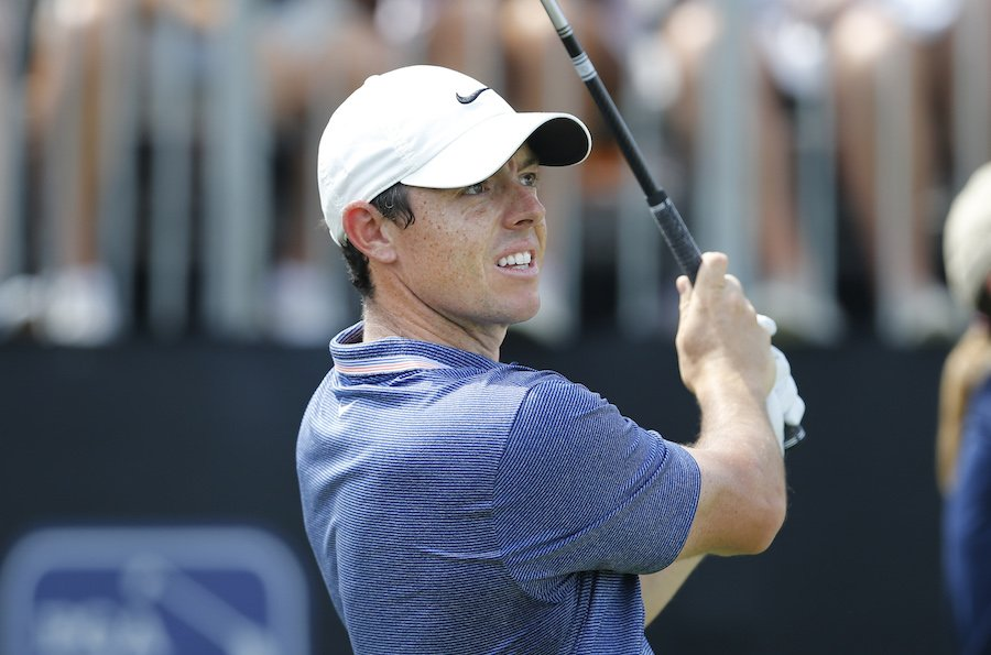 Defending champ McIlroy seizes Bay Hill clubhouse lead