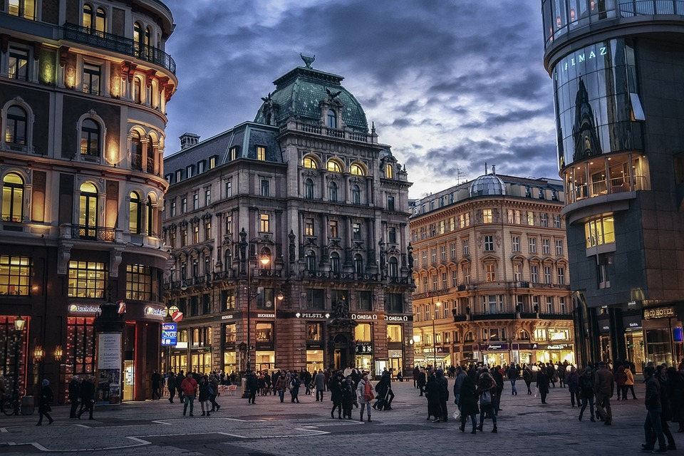 Vienna is the best place to live if you want a good quality life