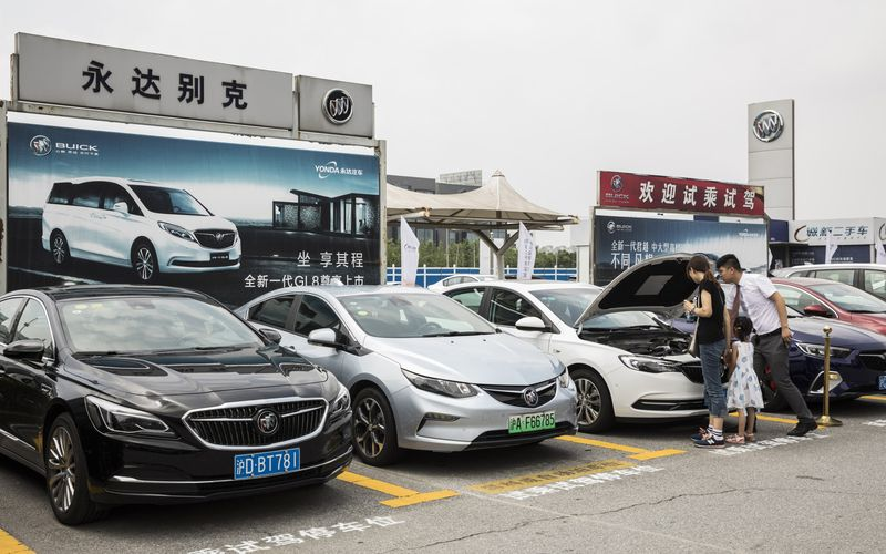 China Automobile Sales Fall 8.2% In 2019: CAAM