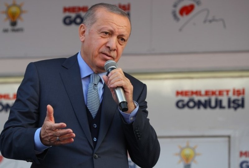President Erdogan says New Zealand suspect targeted Turkey