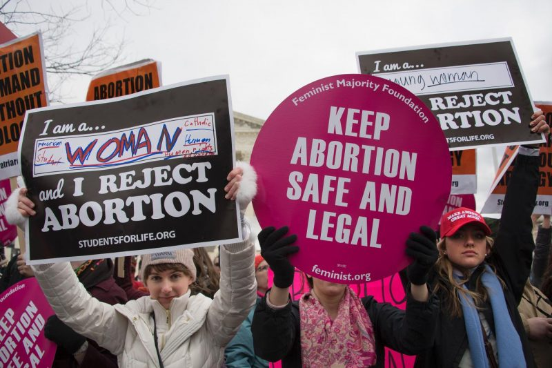 Georgia state congress approves abortion ban if foetus has heartbeat