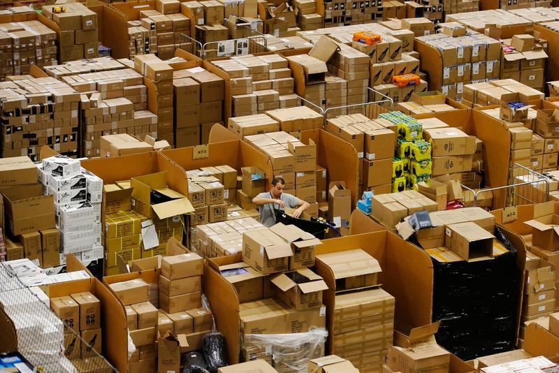 Amazon fills 100,000 jobs, will add 75,000 more