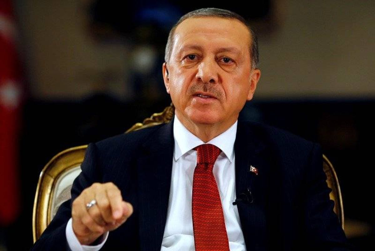 President Erdogan says purchasing S-400 not related to North Atlantic Treaty Organisation , F-35