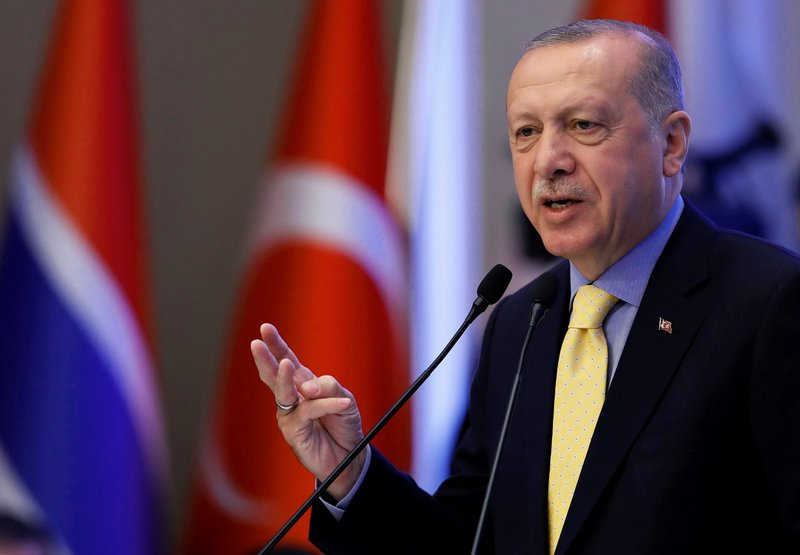 Erdogan calls for fight on Islamophobia