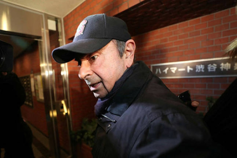 Court denies Ghosn's request to attend Nissan board meeting
