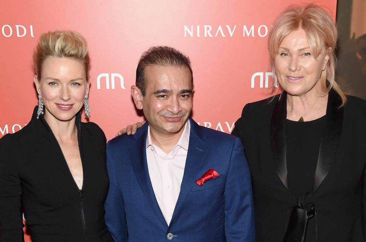 Fugitive diamond magnate Nirav Modi arrested