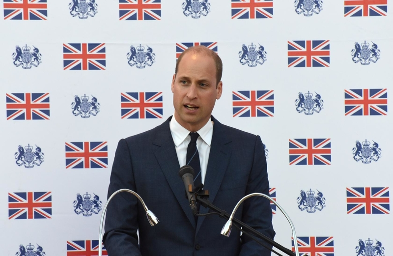 Prince William Delves Into UK's Secretive Spy World