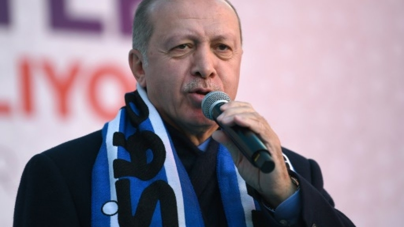 Australian PM slams Turkish President Erdogan for