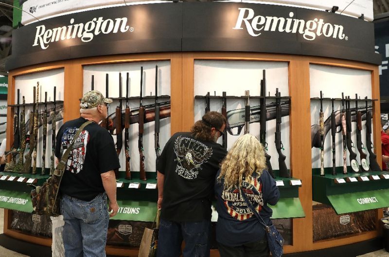 Families of Sandy Hook shooting victims can sue gunmaker Remington over 2012 attack, court says