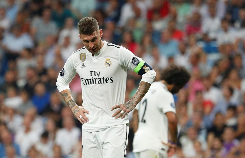 Season over in seven days - a look at Real Madrid's miserable week
