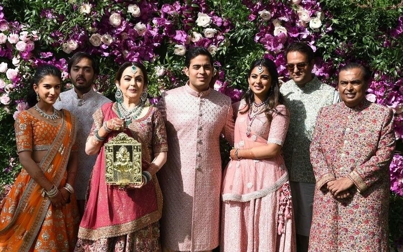 Akash Ambani-Shloka Mehta to tie the knot today