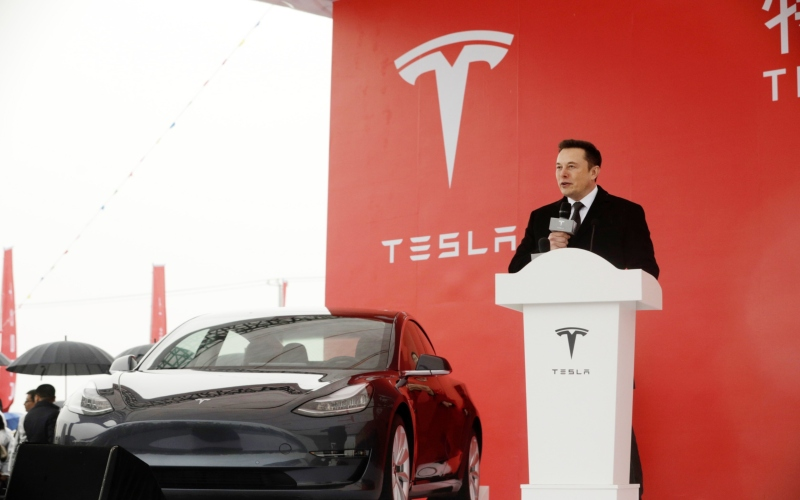 Tesla secures US$521m bank loan agreement to build China factory