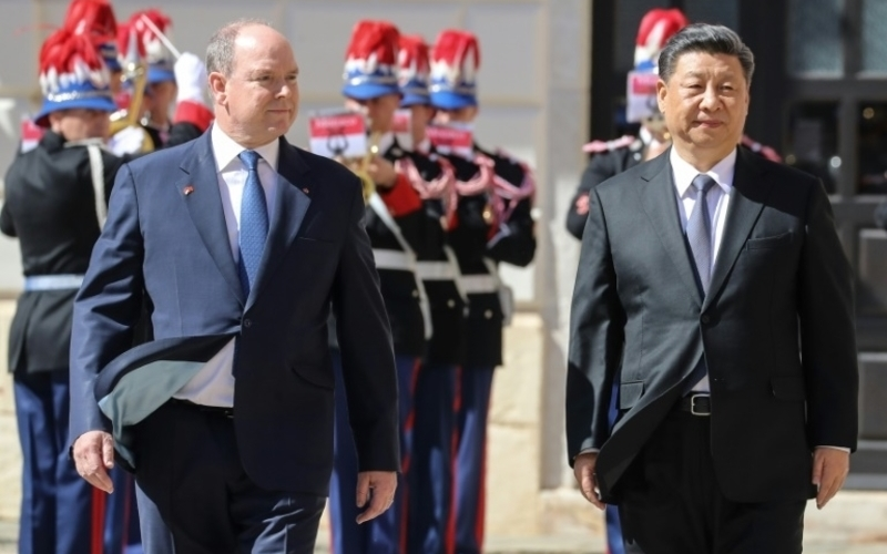 China's Xi meets top EU leaders to strengthen ties