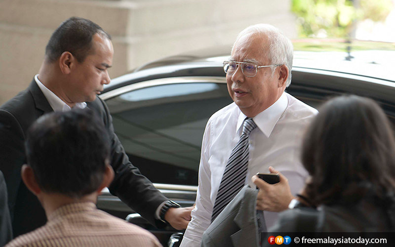 Money Moved Out From Najib S Ambank Accounts After They Were Closed