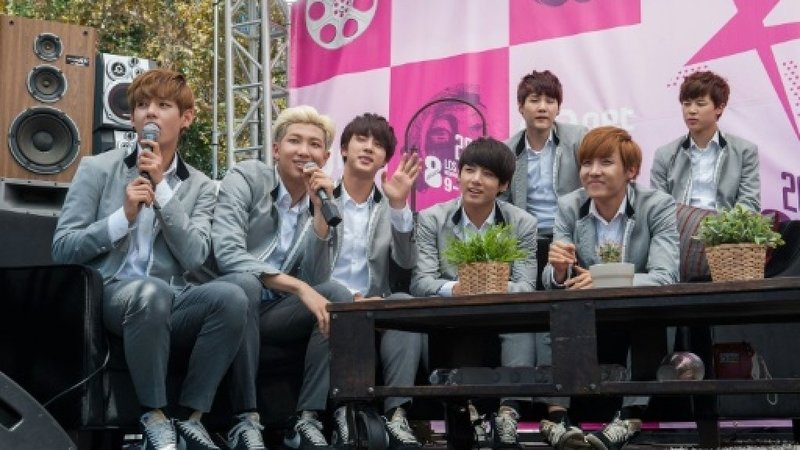 BTS becomes first band since the Beatles to score third