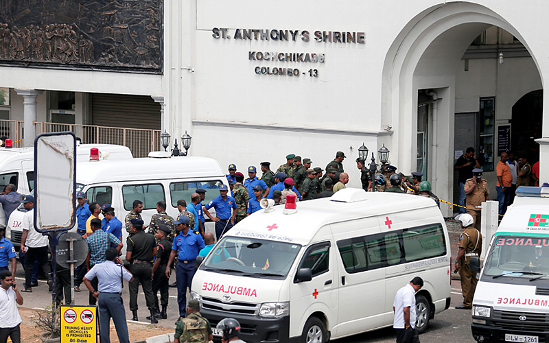 No Malaysian injured in Sri Lanka Easter Day bomb blasts