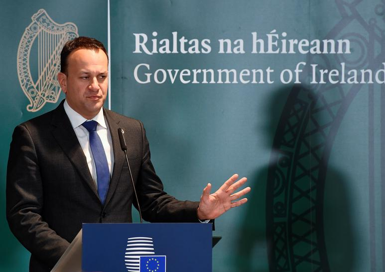 Few details in Irish plans for no-deal Brexit, admits Varadkar