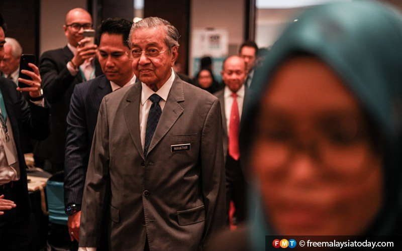 Dr M on what it takes to be a good leader