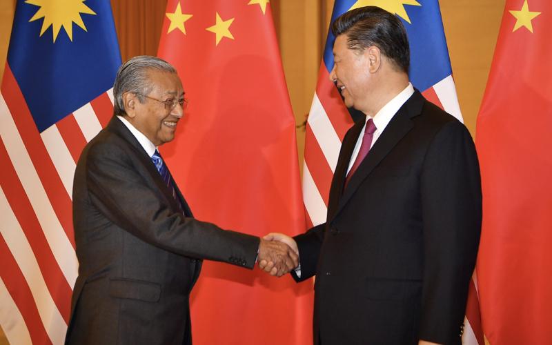 Ph S Softening Stand Towards China Free Malaysia Today