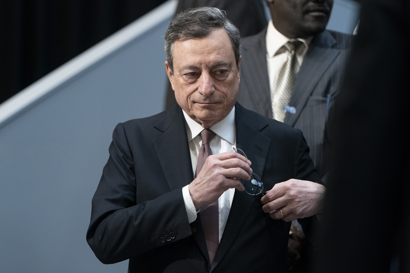 Trump: Draghi should oversee Feds | Free Malaysia Today