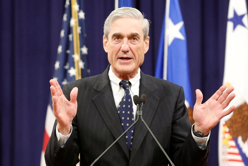 Deadline looms on Mueller report as Trump changes position