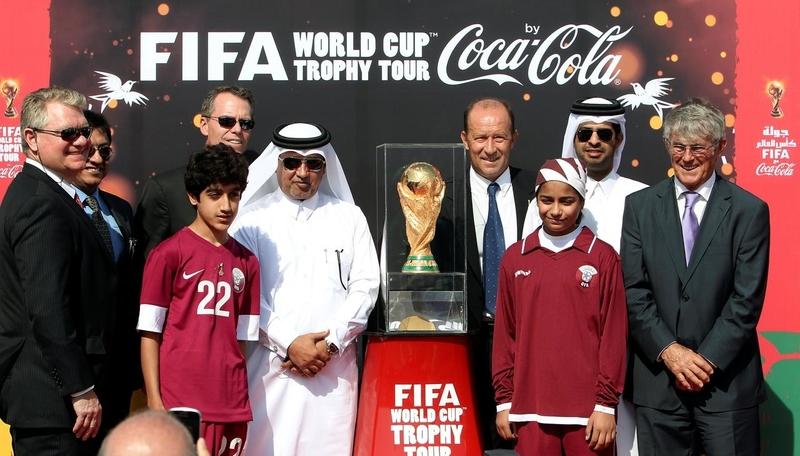 Qatari rejects Korean complaint over Asian football vote